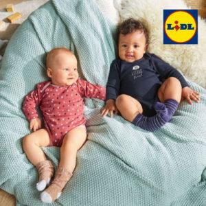 Ab 2,99€ Babymode zu super Preisen bei LIDL