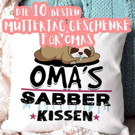 Muttertaggeschenk für Omas