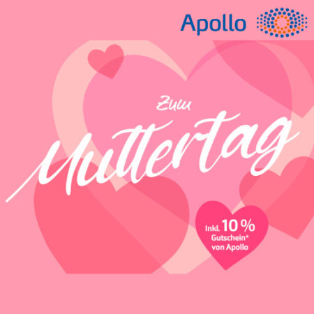 gratis Muttertagskarte Apollo