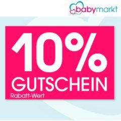 10% Rabatt babymarkt