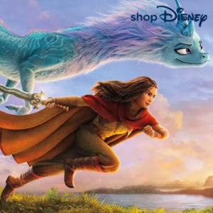 Disney: Raya und der letzte Drache Produkte ab 12€