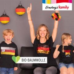 Ernsting's Family EM-Kollektion