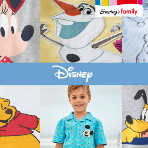 Ernsting's Family: Disney Kindermode ab 7,99€