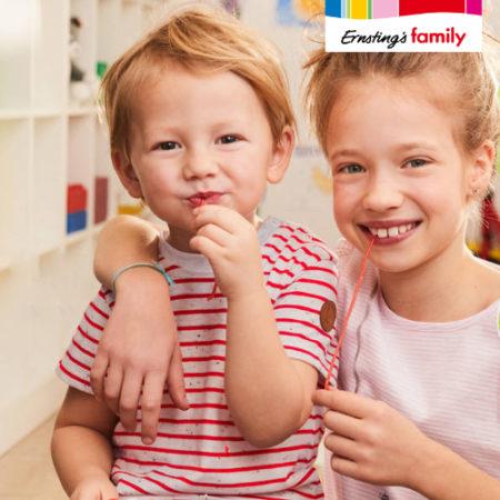 Ernsting's Family Neue Mode für die ganze Familie