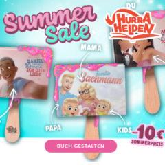 Hurra Helden Sale