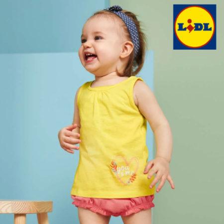 Kindermode LIDL