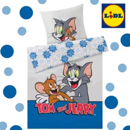 Tom & Jerry Kinderbettwäsche