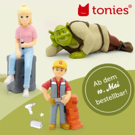 Neue Tonie Figuren im Mai