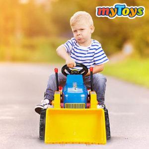 Bis zu 66% Rabatt auf Kinderfahrzeuge bei myToys