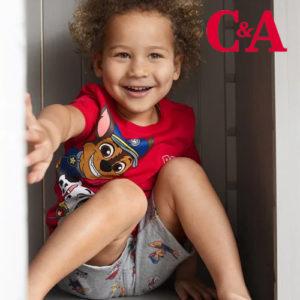 Ab 4,99€ Paw Patrol Mode für Kinder bei C&A