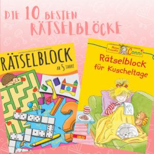 Die 10 besten Rätselblöcke für Kinder