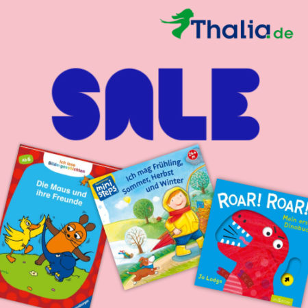 Thalia Kinderbücher Sale