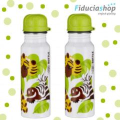 alfi Edelstahl Trinkflasche