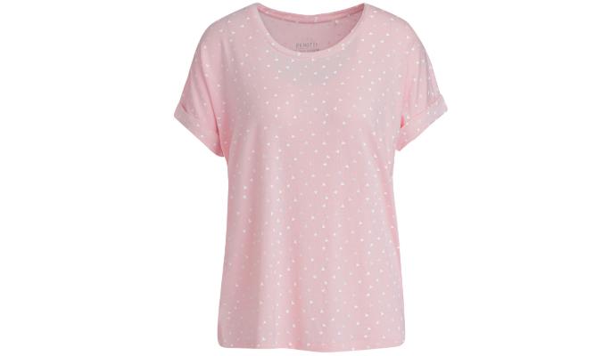 Damen T-Shirt mit grafischem Print