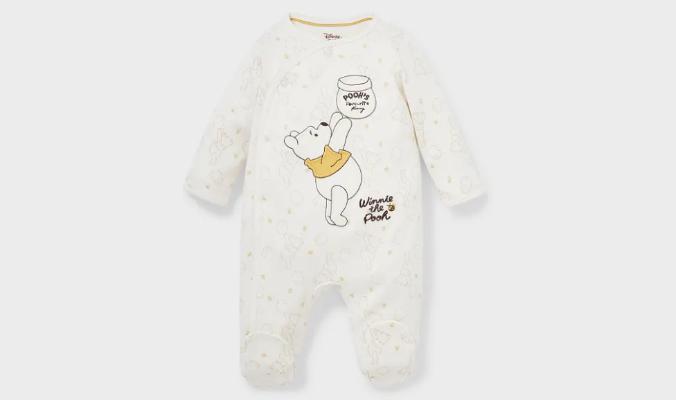 Winnie Puuh Baby-Schlafanzug