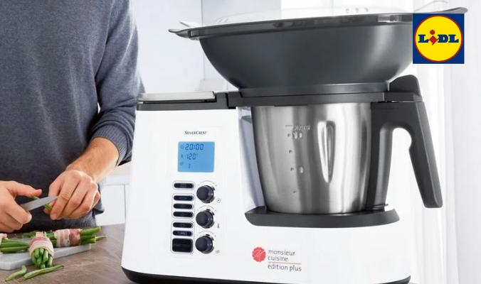 LIDL Küchenmaschine