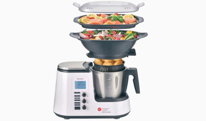 Küchenmaschine LIDL