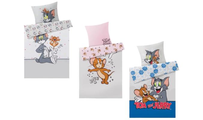 Tom & Jerry Bettwäsche