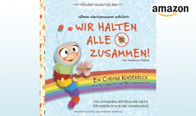 Coronabuch für Kinder