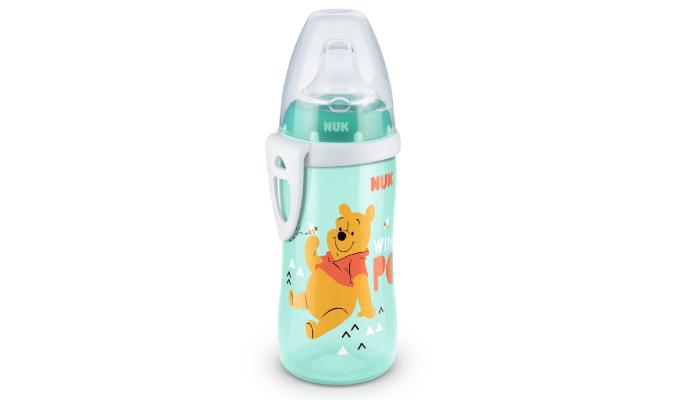 Winnie Puh Nuk Trinkflasche
