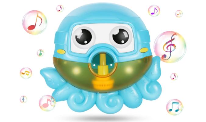 Badespielzeug Oktopus