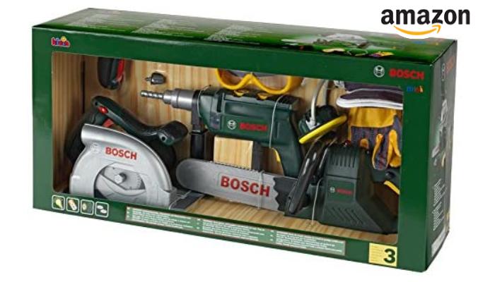 Bosch Kinder Bauarbeiter Set