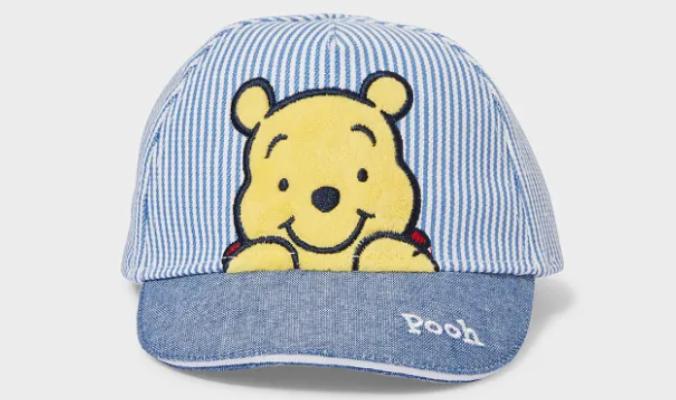 Winnie Puuh - Baby-Cap