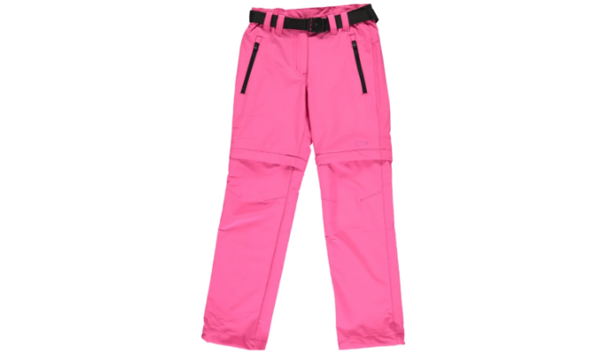 CMP Zipp-Off-Hose in Pink