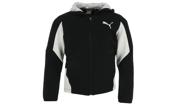Puma Jungen Sportjacke