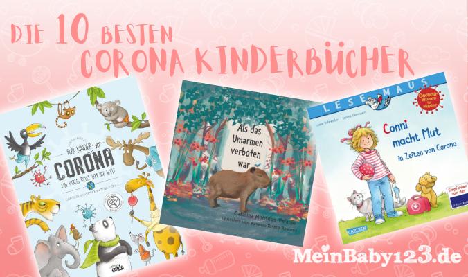 Corona Kinderbücher