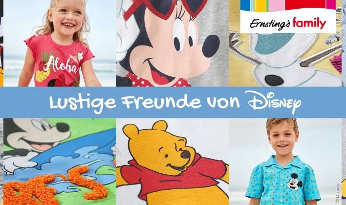 Kinder Disneymode
