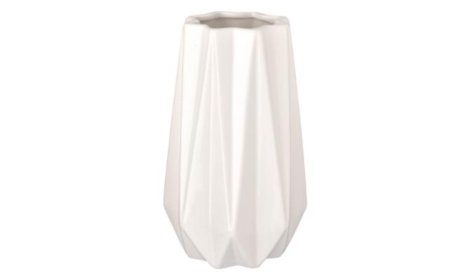 Groß Vase mit Sternöffnung