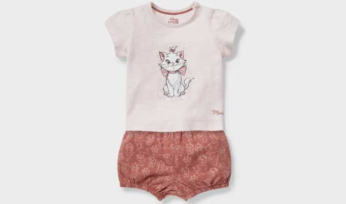 Aristocats - Baby-Outfit
