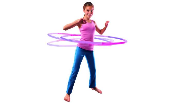 Hula Hoop Reifen zum Zusammenstecken