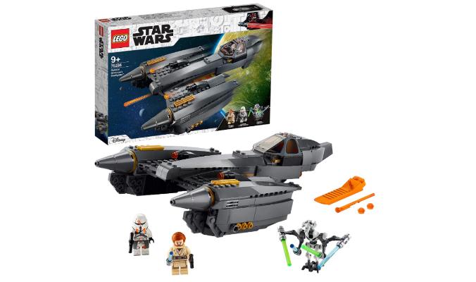 Lego Star Wars General Grievous' Starfighter Bauset