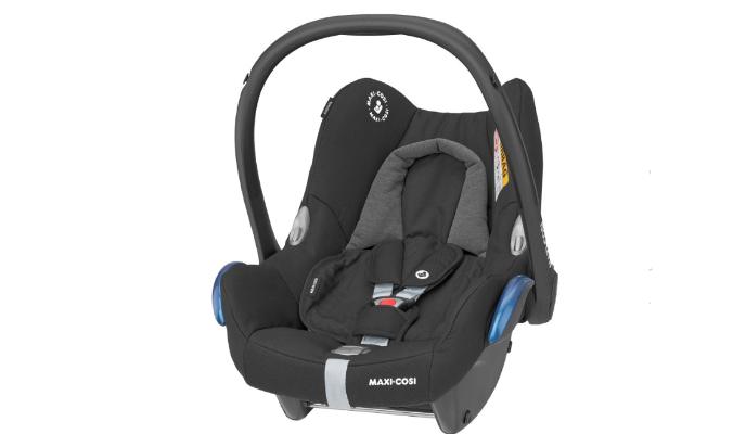 MAXI COSI Babyschale CabrioFix Essential Black