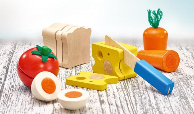 Picknick Holzspiel