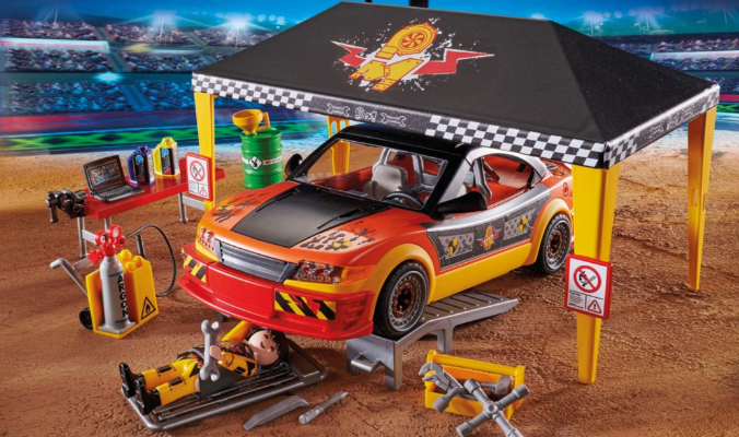 Playmobil Stunt
