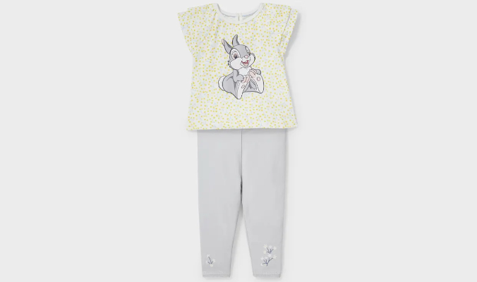 Disney - Baby-Outfit