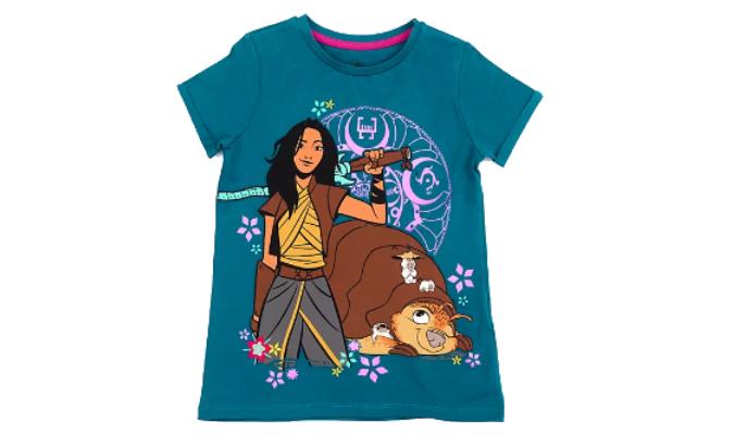 Raya und der letzte Drache - T-Shirt für Kinder