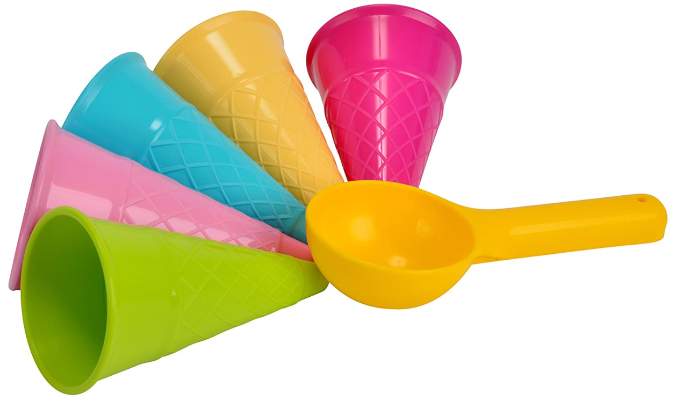 Sandkastenspielzeug Eisform
