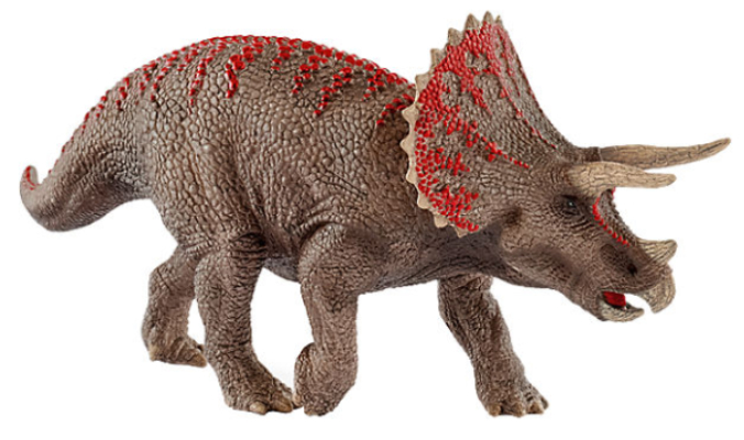 Dinosaurier: Triceratops
