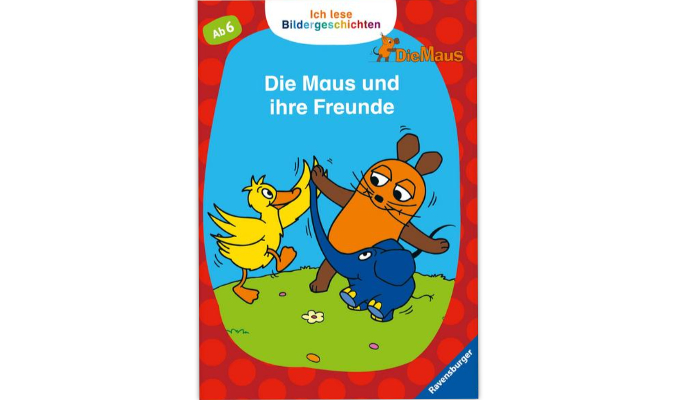 Kinderbuch die Maus