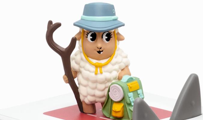 Fox and Sheep Rund um die Welt mit Fuchs und Schaf Tonie Figur