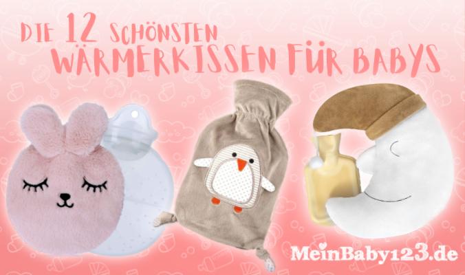 Wärmeflaschen für Babys