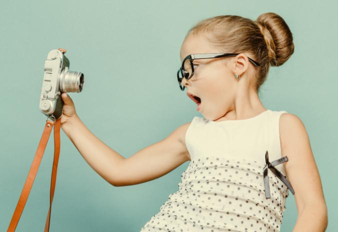 Kinderfotos im Internet Beispiel 1