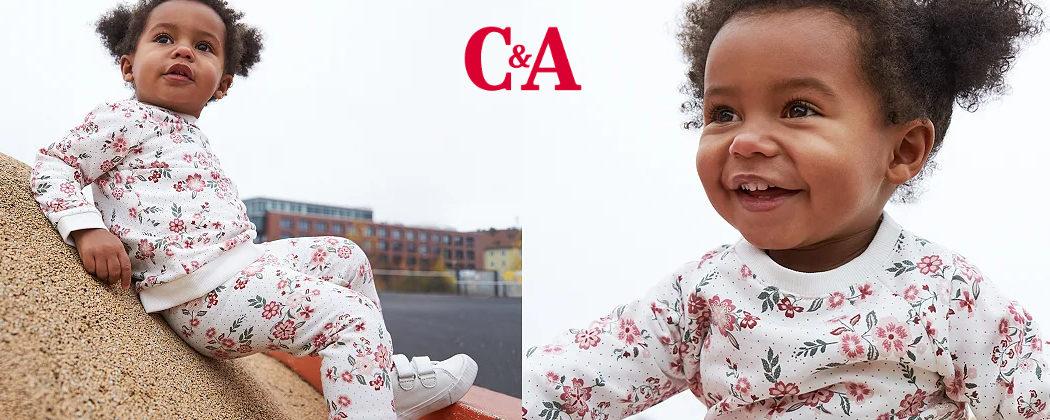 C&A Print Babymode