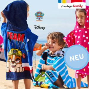Ab 4,99€ Kinderbademode bei Ernsting's Family