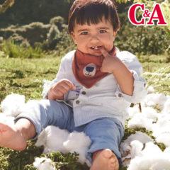 Neue Babymode C&A
