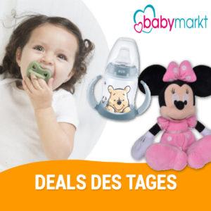 Deals des Tages bei babymarkt